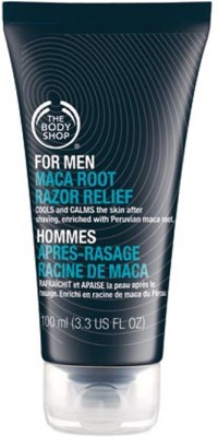 The Body Shop Maca Root Razor Relief