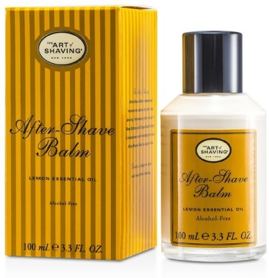 The Art Of Shaving After Shave Balm - Lemon Essential Oil(100 ml)