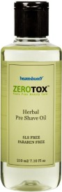 Healthbuddy Zerotox Herbal Pre Shave Oil