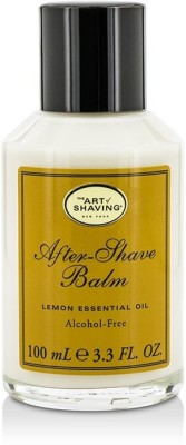 The Art Of Shaving After Shave Balm - Lemon Essential Oil (Unboxed)(100 ml)