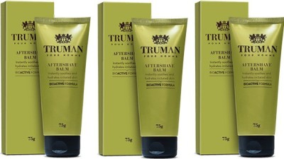 Truman After Shave Balm (Pack Of 3)(225 g)