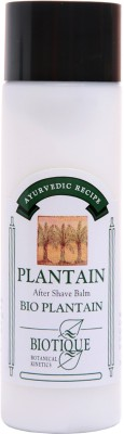 Biotique Plantain Aftershave Balm(120 ml)