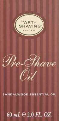 The Art of Shaving Pre Shave Oil