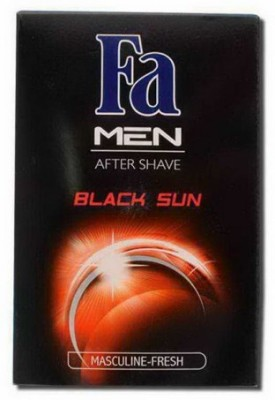 Fa Men After Shave Black Sun Masculine Fresh