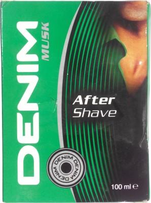 Denim After Shave - Musk