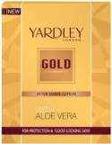 Yardley London Gold Aftershave Lotion (1...