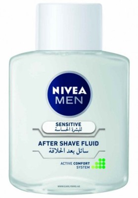 Nivea Sensitive after shave Fluid