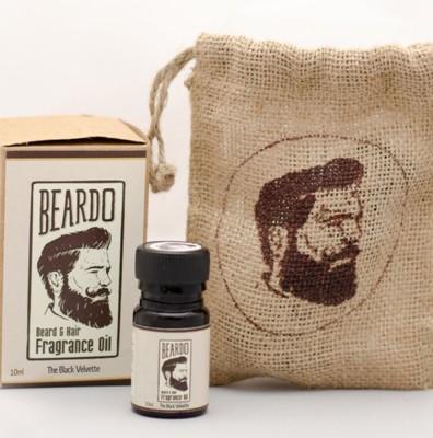 Beardo The Black Velvette Beard & Hair Fragrance Oil(10 ml)