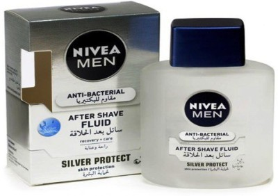 Nivea Silver Protect After Shave Fluid