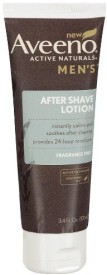 Aveeno Men S Fragrance Free After Shave Lotion