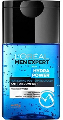 LOreal Paris Men Expert HYDRA POWER REFRESHING POST SHAVE SPLASH(100 ml)
