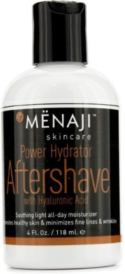 Menaji Power Hydrator Aftershave(118 ml)