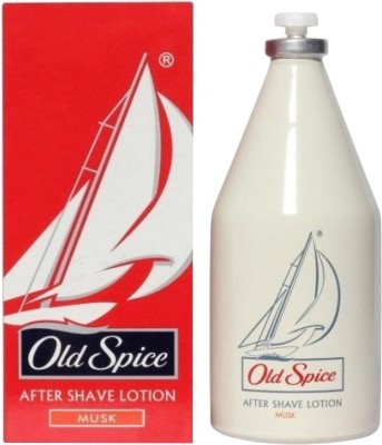 Old Spice Musk After Shave Lotion