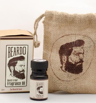 Beardo The Blood & Sand Beard Fragrance Hair Oil