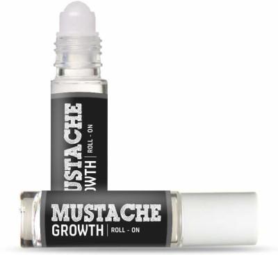 Beardo Mustache Growth Roll on(8 ml)