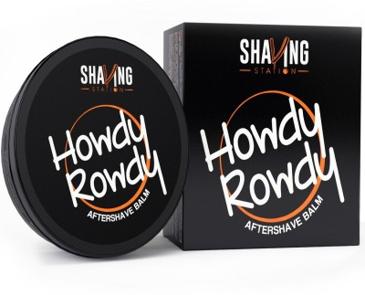 Shaving Station WOW Howdy Rowdy Aftershave Balm(100 ml)