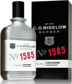 C. O. Bigelow Barber Cologne - Elixir White - No. 1585