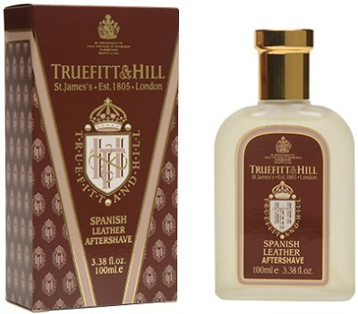 Truefitt & Hill Spanish Leather Aftershave Splash(100 ml)
