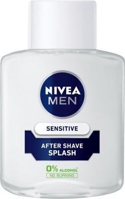 Nivea Men Sensitive Cooling After Shave Splash(99 ml)