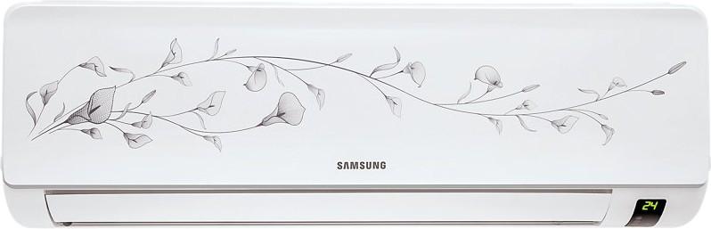 SAMSUNG 2 Ton Split AC - White(AR24JC3HATPNNA, Copper Condenser)