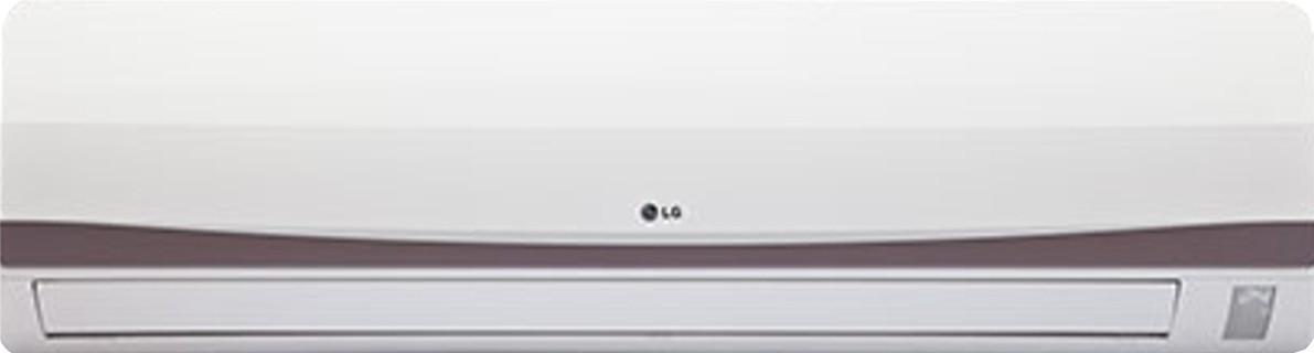 LG 1 Ton 3 Star Split AC White(LSA3VP3D)