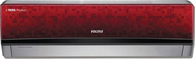 Voltas 1 Ton 5 Star Split AC Red(125EY(R))
