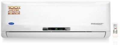 Carrier 1 Ton 3 Star Split AC White(12KDURAEDGE3)