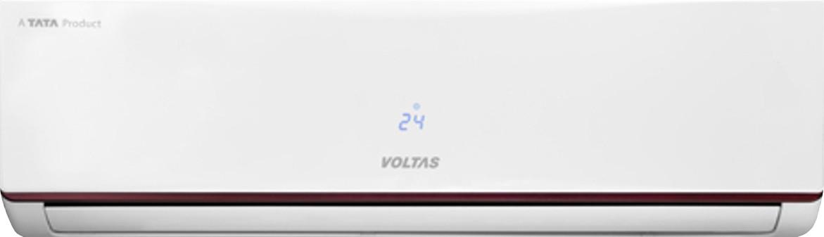 View Voltas 1.5 Ton 5 Star Split AC White  Price Online