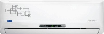 Carrier 1 Ton 5 Star Split AC White(12K Ester 5 Star, Copper Condenser)