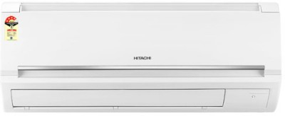 Hitachi 1 Ton 5 Star Split AC White(RAU512HUDD)