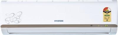 Hyundai 1 Ton 3 Star Split AC White(HS4G33.GCO-CM, Copper Condenser)