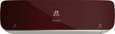 Whirlpool 1 Ton 5 Star Split AC Wine Sliver (1T 3DCOOL HD 5S)