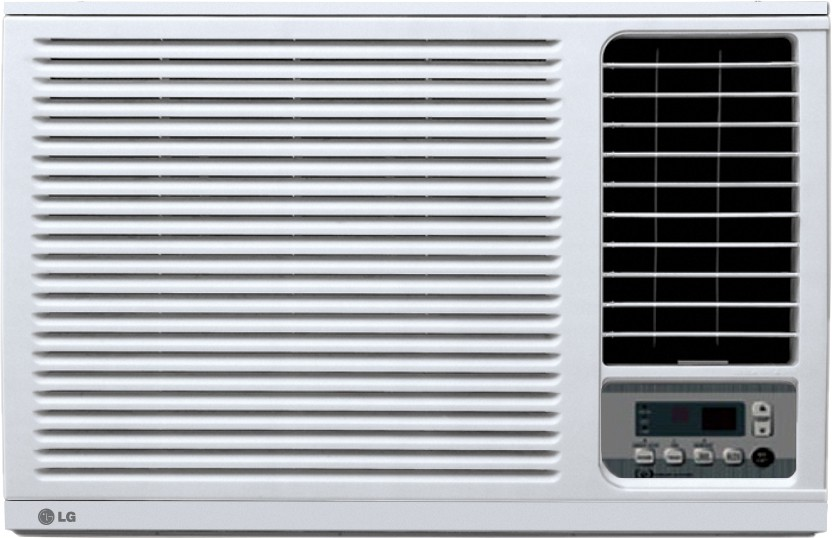 LG 1.5 Ton 3 Star Window AC - White(LWA5GW3A)