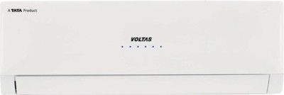 Voltas 1 Ton 3 Star Split AC White(123 Lyi (Luxury))