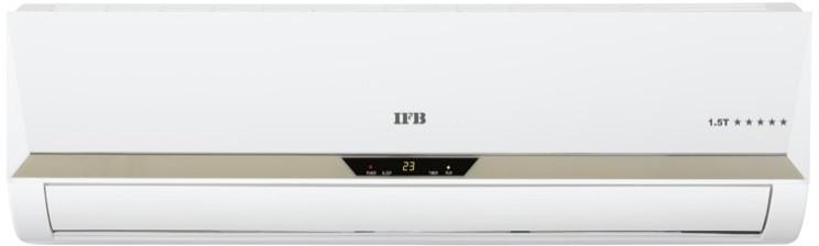 View IFB 1.5 Ton 5 Star Split AC White  Price Online