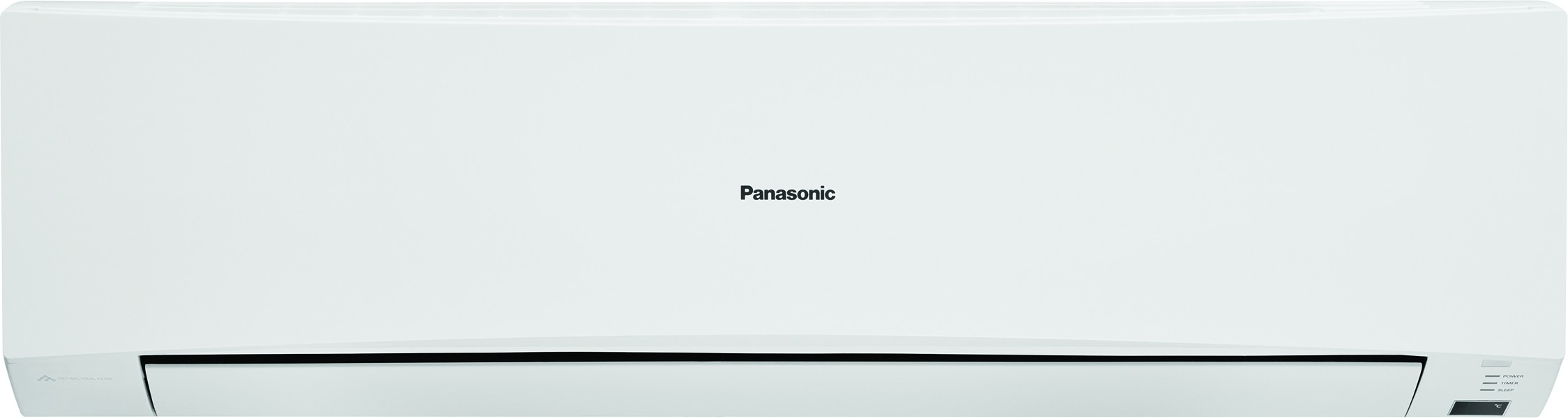 View Panasonic 1.5 Ton 3 Star Split AC White  Price Online