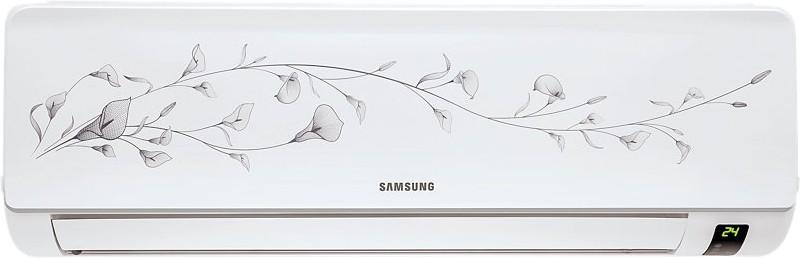View SAMSUNG 1 Ton Split AC  - White(AR12JC3HATPNNA, Copper Condenser)  Price Online