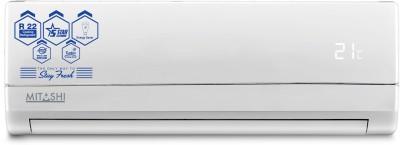 Mitashi 1.5 Ton 5 Star Split AC White(MiSAC155v05, Aluminium Condenser)