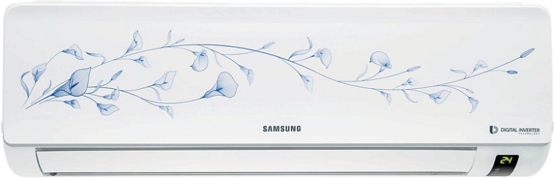 SAMSUNG 1 Ton Inverter Split AC White AR12JV5HATQNNA
