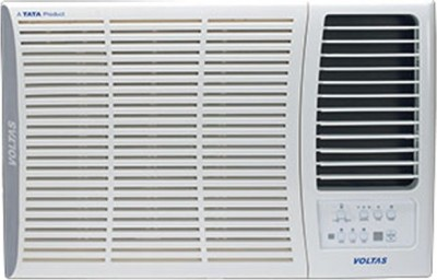 Voltas 1.5 Ton 5 Star Window AC White(185DY)