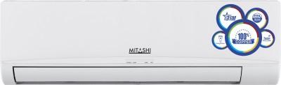 Mitashi 1 Ton 3 Star Split AC White(SAC3S12K100, Copper Condenser)