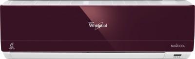 Whirlpool 1.5 Ton 3 Star Split AC Wine(MAGICOOL DLX III, Aluminium Condenser)