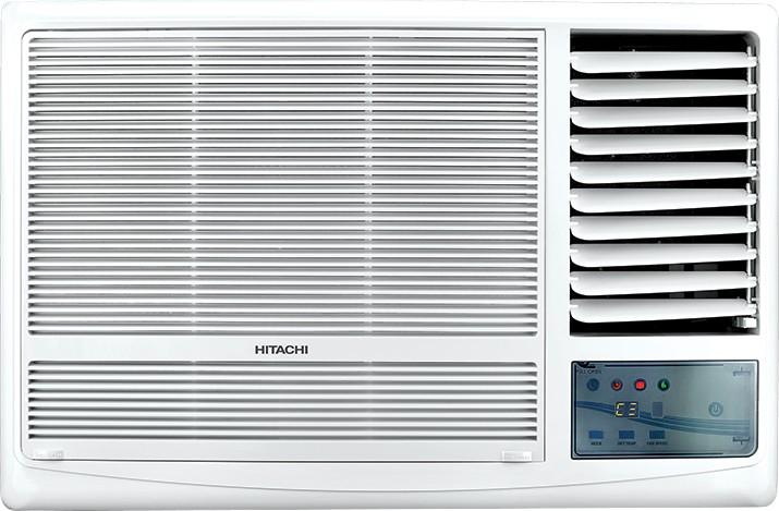 Hitachi 1.5 Ton 5 Star Window AC - White(RAW518KUDZ1)