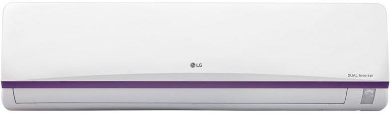 View LG 1.5 Ton Inverter (3 Star) Split AC White(JS-Q18BTXD)  Price Online