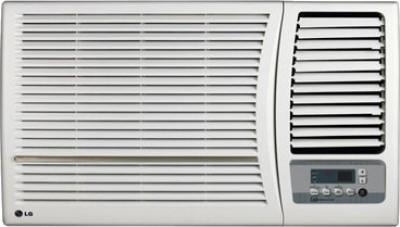 LG 1 Ton 2 Star Window AC White(LWA3BP2F)