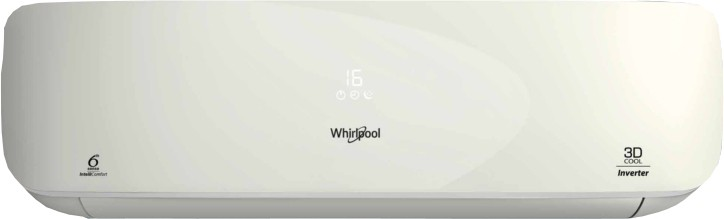 Whirlpool 1.5 Ton 5 Star Split AC - Snow White(1.5T 3D Cool Inverter 5, Copper Condenser)