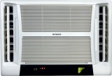 Hitachi 1.1 Ton 5 Star Window AC  - Whit...