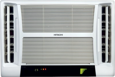 Hitachi 1.1 Ton 5 Star Window AC White(RAV513HUD)