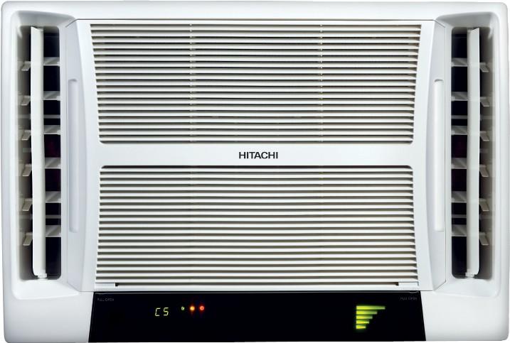 Hitachi 1.5 Ton 5 Star Window AC - White(RAV518HUD)