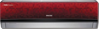 Voltas 1 Ton 3 Star Split AC Red(123 Zya-R)